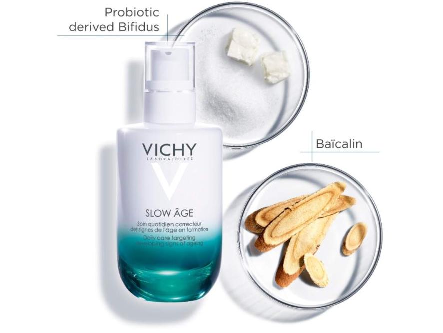 Vichy Slow Age krema SPF 25, 50 ml