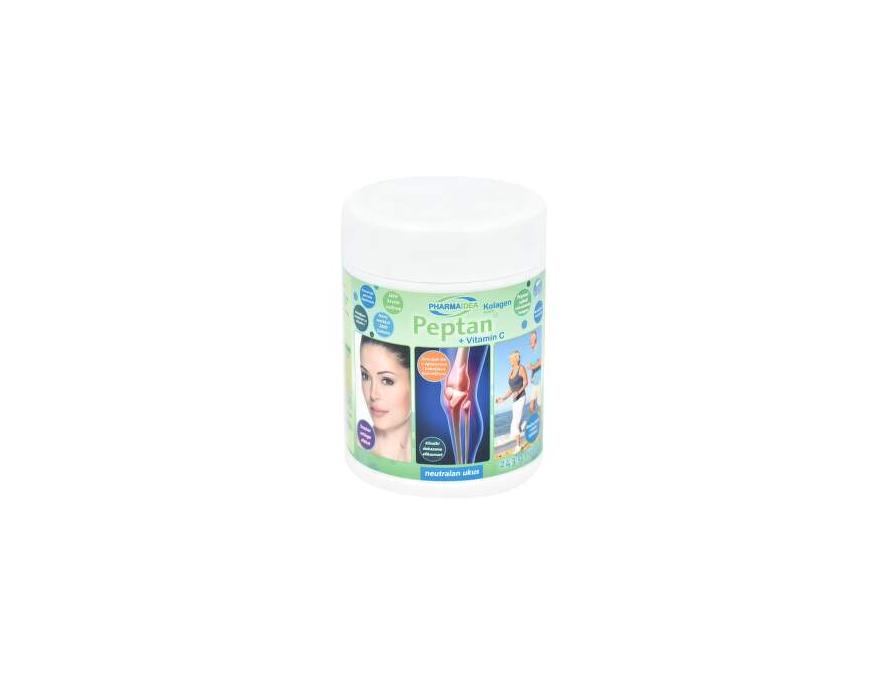 Kolagen peptan + vitamin C granule 243 g