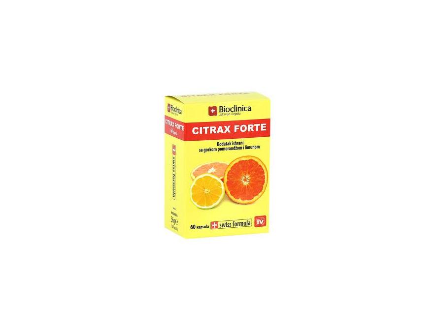 Citrax forte 60 kapsula