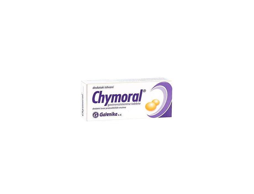 Chymoral 30 tableta