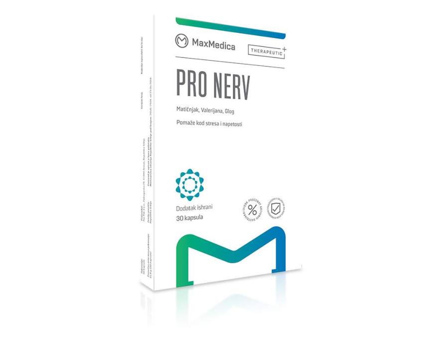 MaxMedica Pro Nerv kapsule