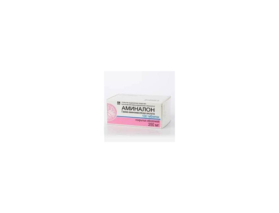 Aminalon 100 tableta