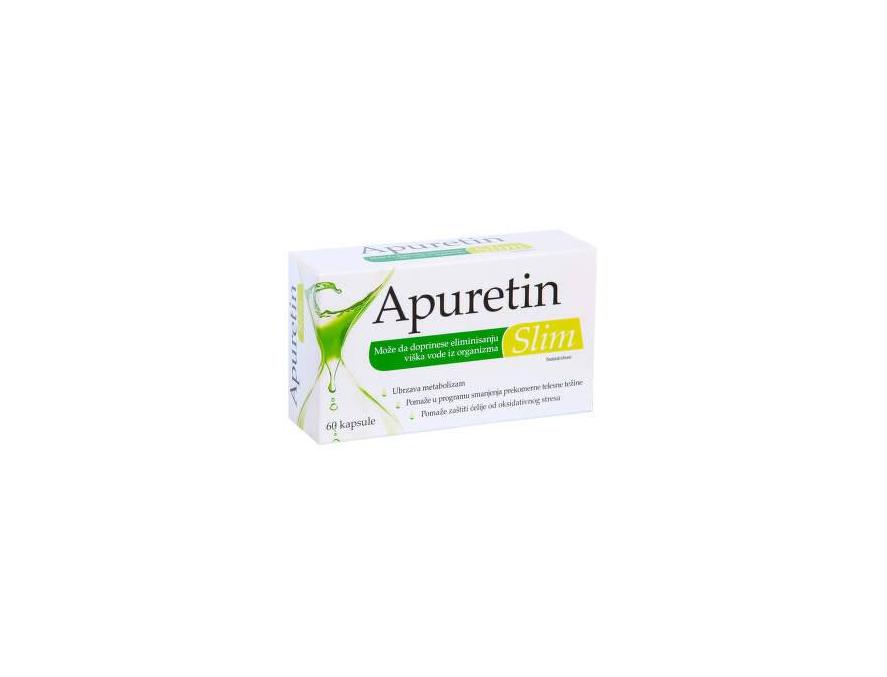 Apuretin Slim 60 kapsula