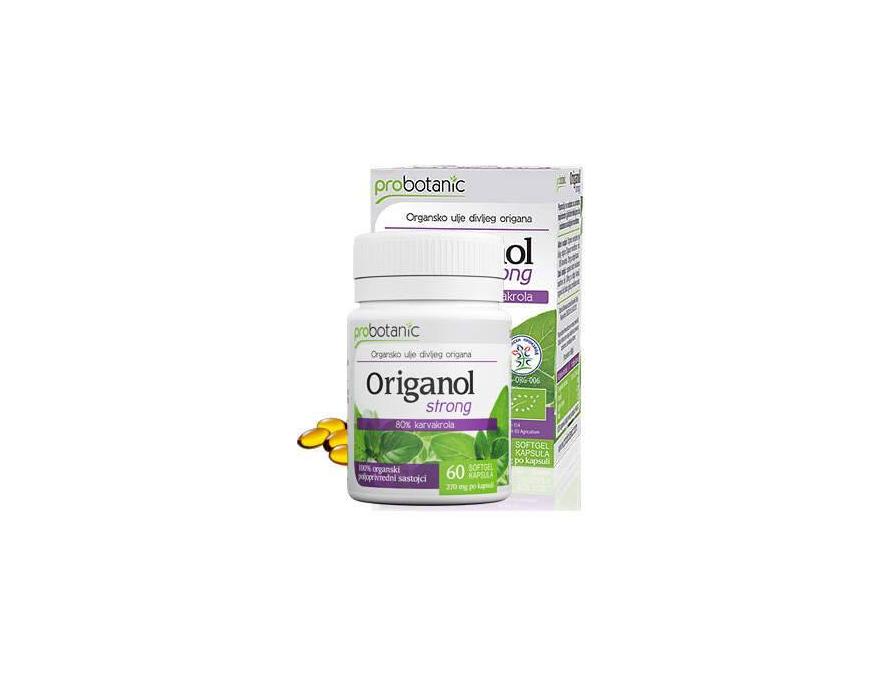 Origanol strong 60 kapsula Probotanic