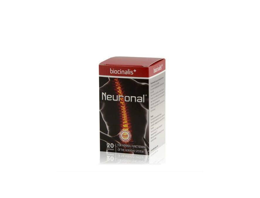 Neuronal 20 kapsula