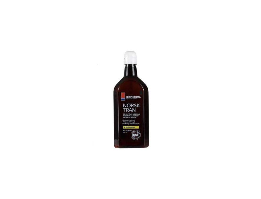 Norveško Omega 3 ulje 500 ml
