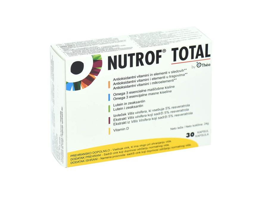 Nutrof total 30 kapsula