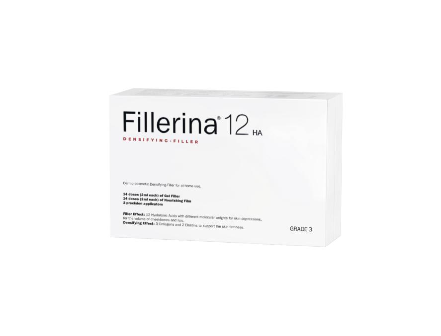 FILLERINA- Intenzivni tretman Grade 3